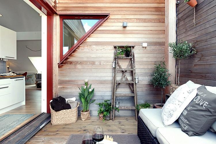 Terrazas aticos decoracion - Decorar un atico ...