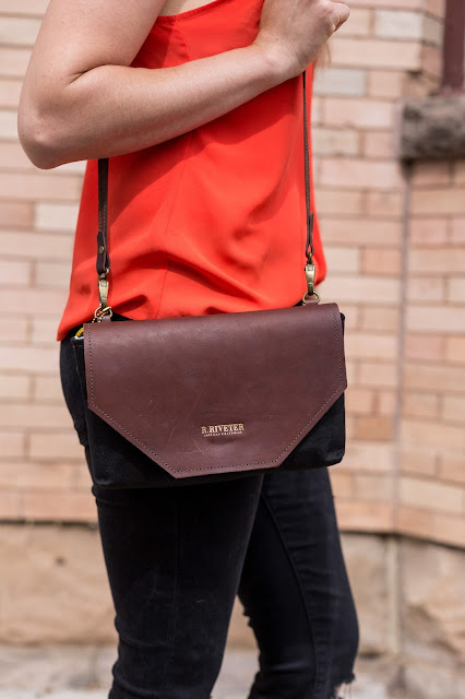R.Riveter Shoulder Bag