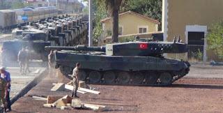 """Ευρωπαϊκό """"ζεστό"""" χρήμα στην Τουρκία για βαριά τεθωρακισμένα οχήματα!"""