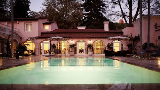Hotel Bel-Air, Los Angeles, Amerika Serikat.