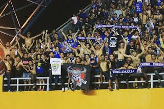 Suporter Persib Bandung Dikeroyok Usai Nobar Laga Persib vs Arema FC