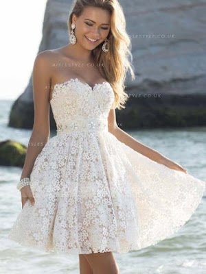 http://www.aislestyle.co.uk/hot-sale-ivory-strapless-sweetheart-short-lace-prom-dress-with-ribbon--p-6572.html