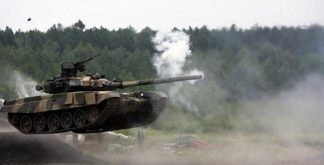 Άρματα μάχης: Αυτά είναι τα 10 ισχυρότερα στον κόσμο