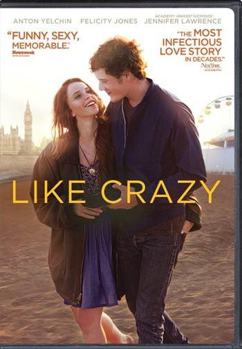 Like Crazy DVDR NTSC Español Latino Descargar 2011