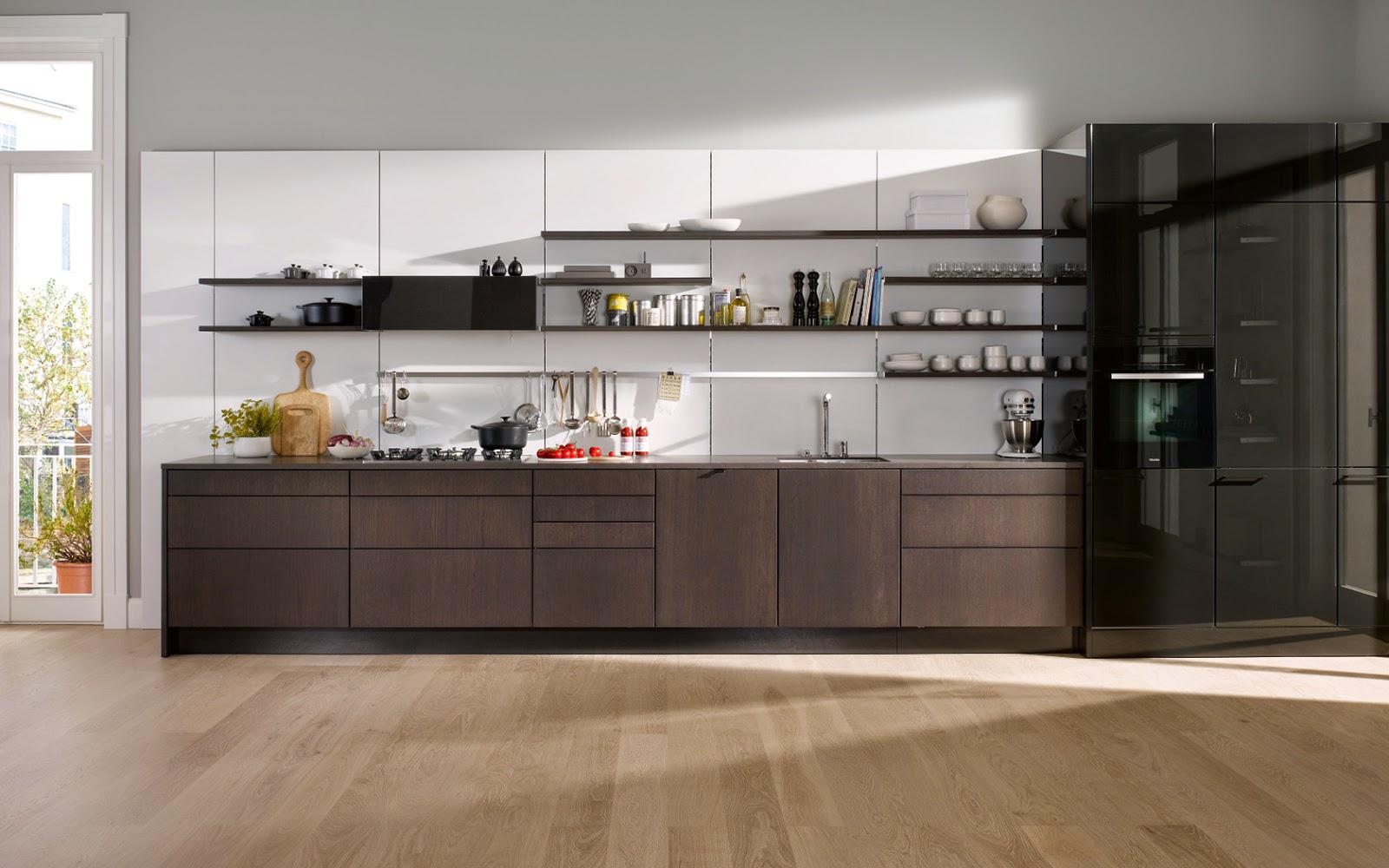 Tiradores de cocina: pequeños y necesarios accesorios - Cocinas con ...