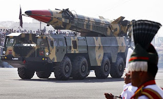 Pakistan could become world's 5th largest nuclear weapons state