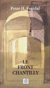 Le Front Chantilly (French, 2004)