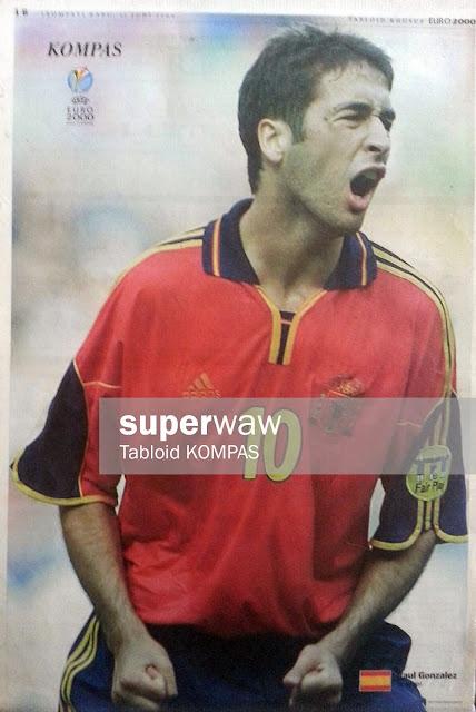 Raul Gonzales (Spanyol 2000)