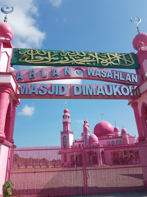 grand mosque cotabato