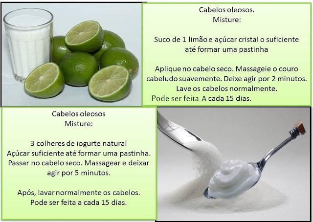 Esfoliação caseira no Couro Cabeludo/ Dicas Caseiras