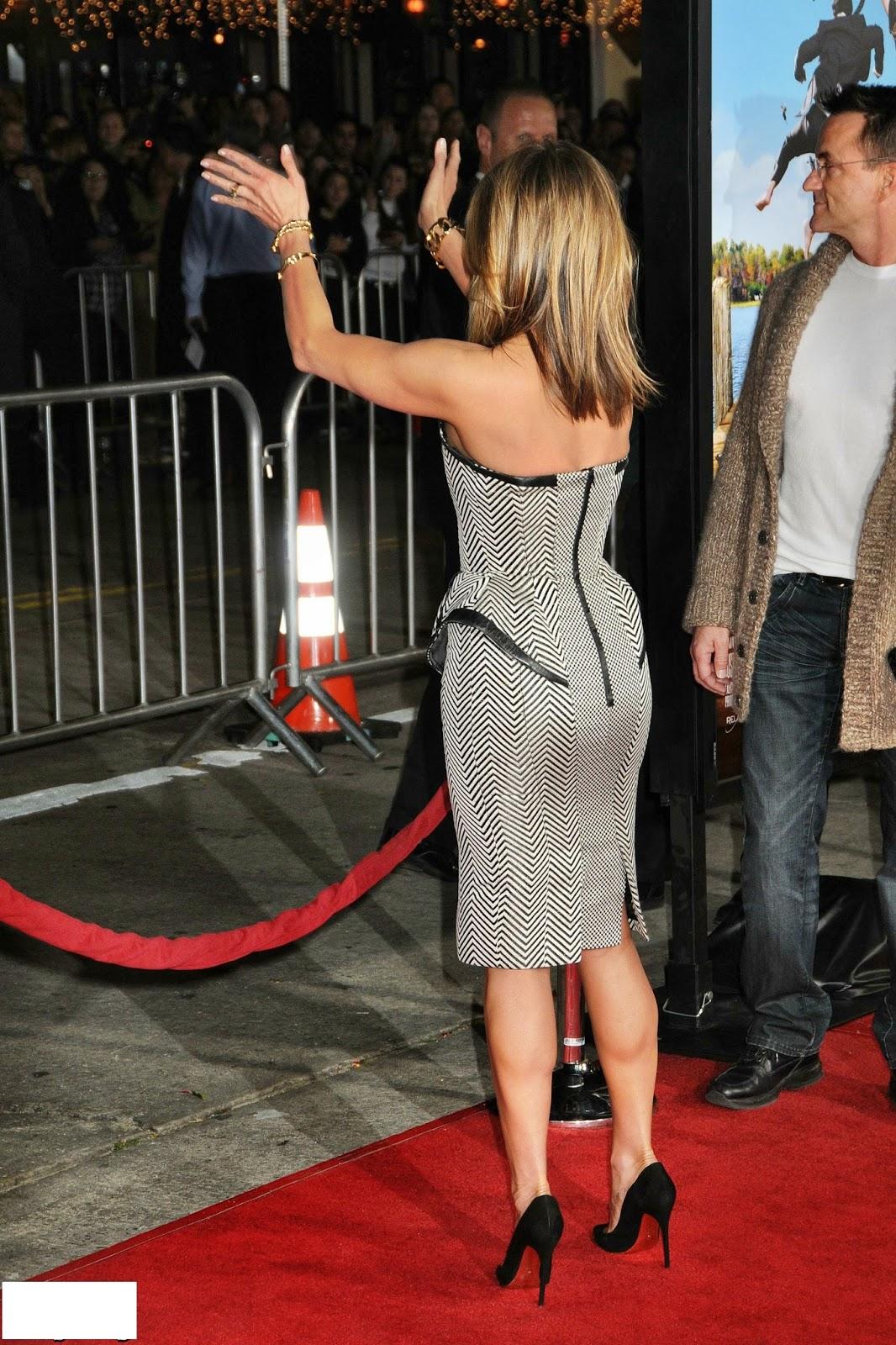 WOMENs muscular ATHLETIC LEGS especially CALVES  daily update Jennifer Aniston CALVES update