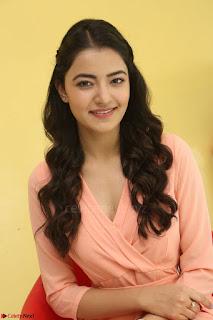 Rukshar Mir in a Peachy Deep Neck Short Dress 052.JPG