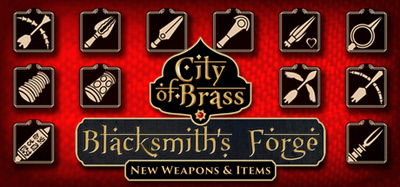 City of Brass Blacksmiths Forge-CODEX