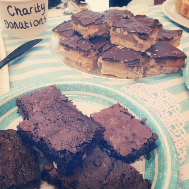 cupcakes brownies percy pigs