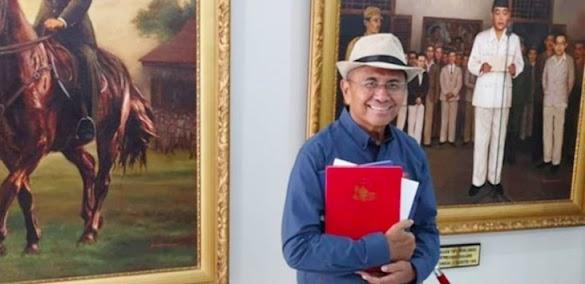 Pejabat Dungu di Lingkaran Presiden