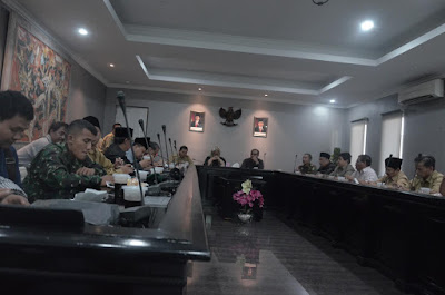 Berikut Isi Rakor Komunitas Intelijen Tim Penanganan Konflik Sosial Daerah Kabupaten Karawang