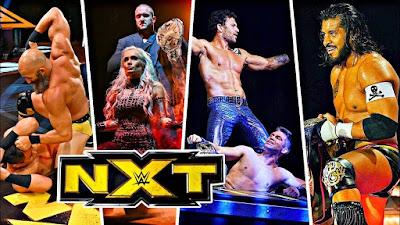 WWE NXT 13 January 2021 720p WEBRip 700MB