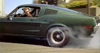 Steve McQueen Bullitt Mustang car