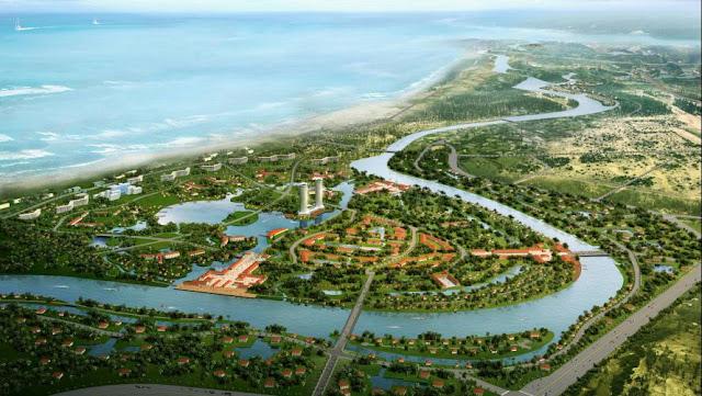 dự án đại dương xanh