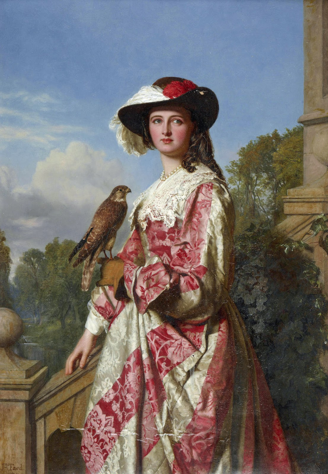 Victorian British Painting John Faed