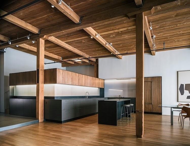 Loft en san francisco lineoffice arquitectura y dise o for Los mejores disenos de interiores del mundo