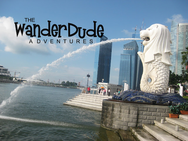 The wander dude, wander dude, singapore, travel, asia,