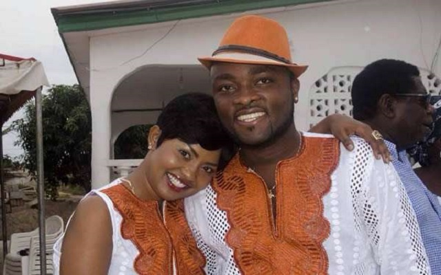 Nana Ama McBrown Marries Longtime Boyfriend Maxwell [Video & Photos]