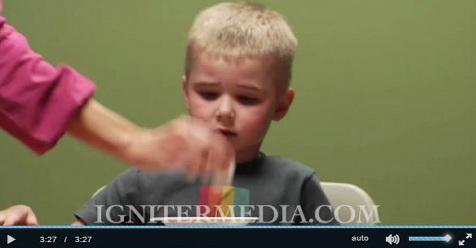 Lihat Ekspresi Dan Tingkah Lucu Anak-Anak Saat Diberi Sebuah Amanah (Video)