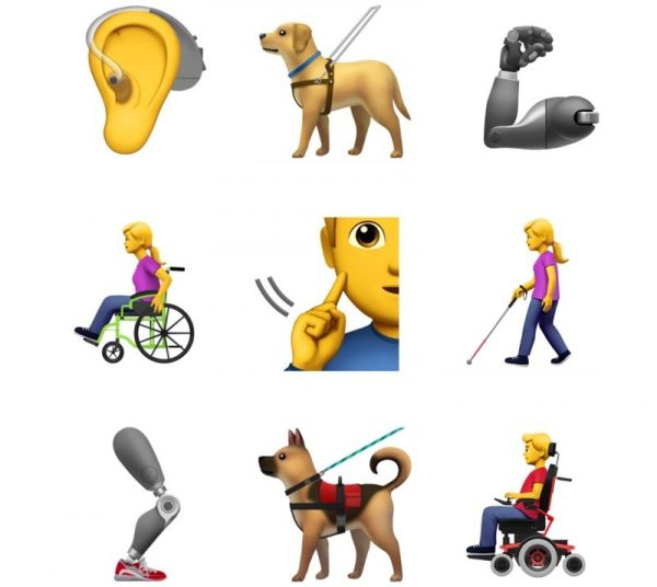 appleemojiproposal-800x715-e1521843479575 Apple introduced the new emoji, which will appear in future versions of iOS Apple