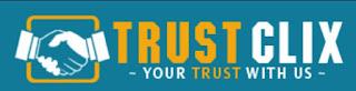 Review Ptc terbaru TrustClix Legit atau Scam