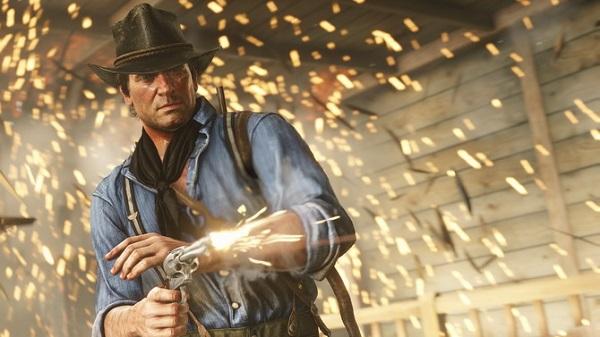 مبيعات لعبة Red Dead Redemption 2 تواصل التحليق عالياً و طور الاونلاين يتفوق على GTA Online..