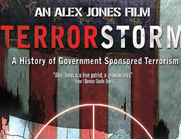 Alex Jones-Terror Storm (All Videos)