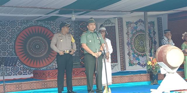 Ingin Jadi Anggota TNI ? Ikuti Pelatihan Gratis di Kodim 1414/Tana Toraja