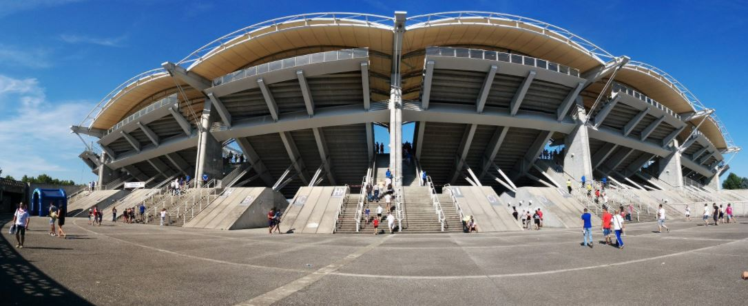Stade de Gerland tony garnier