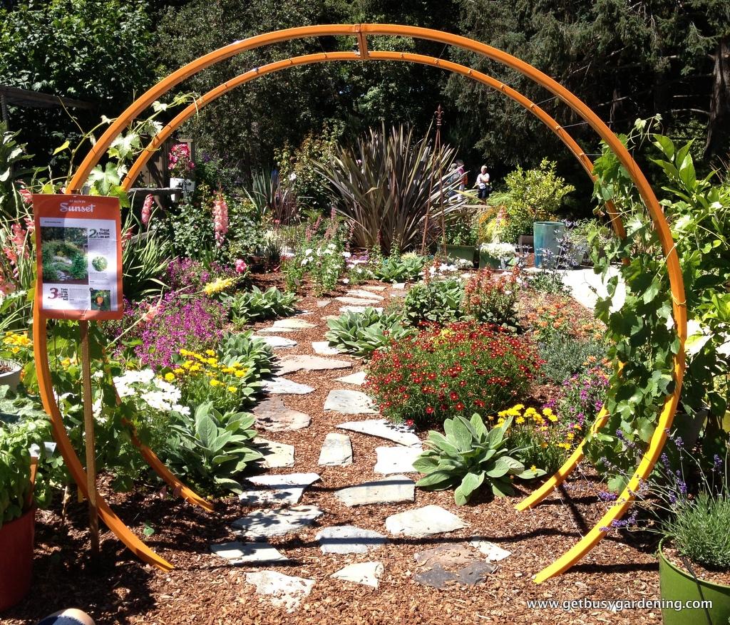 Garden Tour At Sunset Headquarters