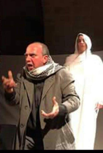 حسين عرب في الجرافة