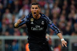 Bayern munich 1 - 2 Real Madrid