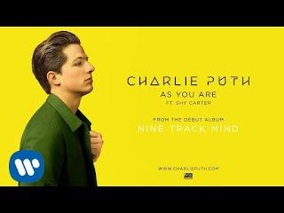 As You Are Lyrics Charlie Puth Lyrics