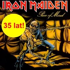 Iron Maiden - 35 lat Piece of Mind