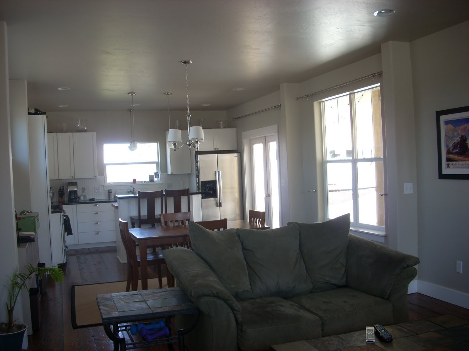 Courtney's Content: Living/Dining Room and Kitchen updating