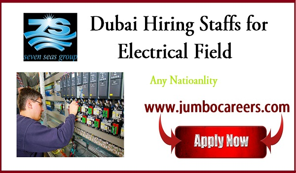 Available job vacancies in Dubai, Recent jobs in UAE,