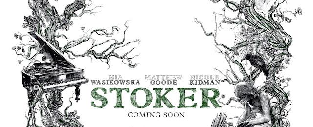 posterul filmului stoker