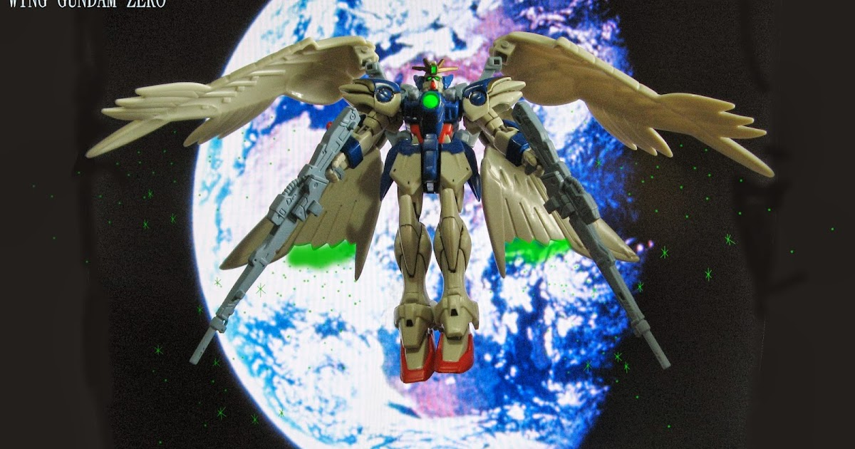 M.I.A(Moblie suit In Action): GUNDAM W Endless Waltz Wing Gundam Zero新機動戰記無盡的華爾茲飛翼高達零式