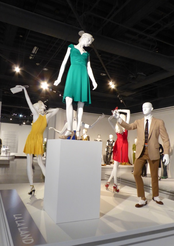 Jason In Hollywood Enjoying The Delights Of The 25th Art Of Motion Picture Costume Design Exhibit At L A S Fidm Museum