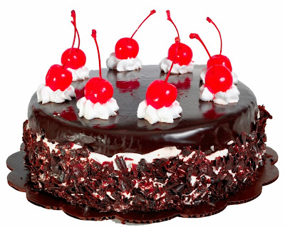 Kue Black Forest Cake