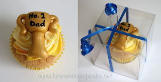 Regalos Dia del Padre, Cupcakes