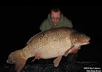 Karper Lac Gigantica in Frankrijk