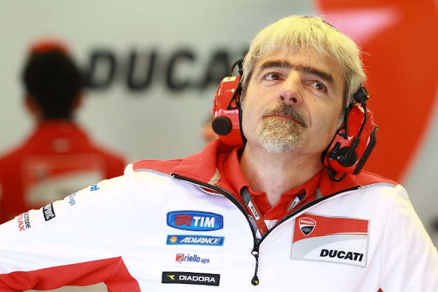 berita motogp Bos Ducati : Setiap musim, target kami adalah menang, bukan cuma podium