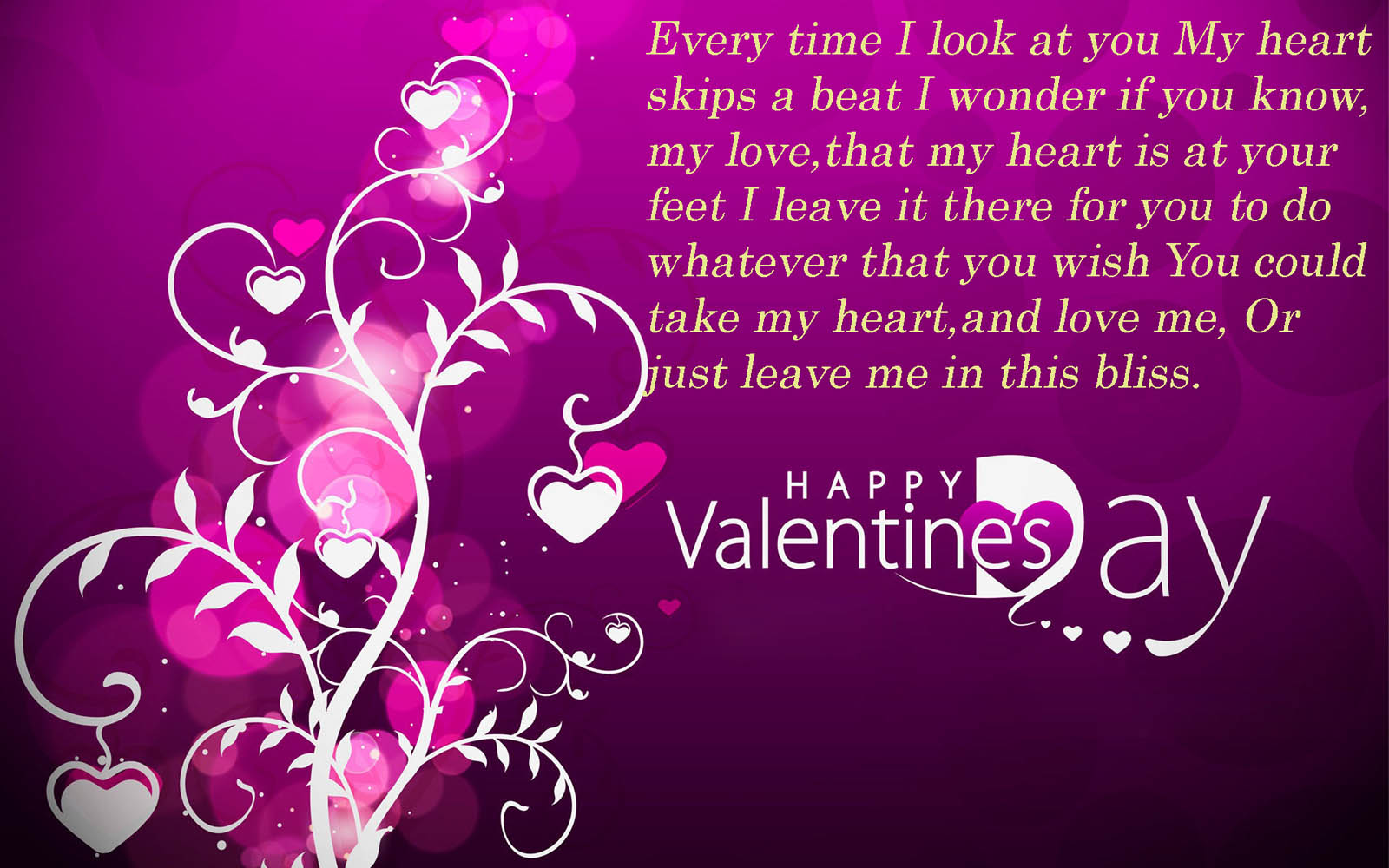 Wallpapers Valentines Day Greetings