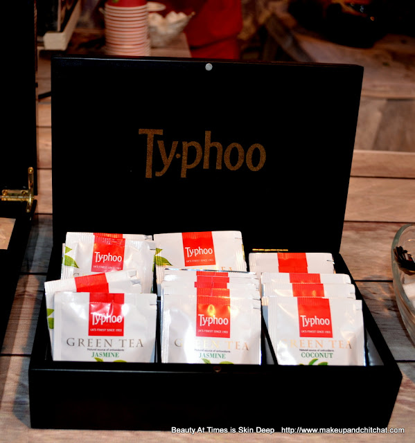 Green Tea from Typhoo